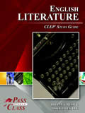English Literature CLEP
